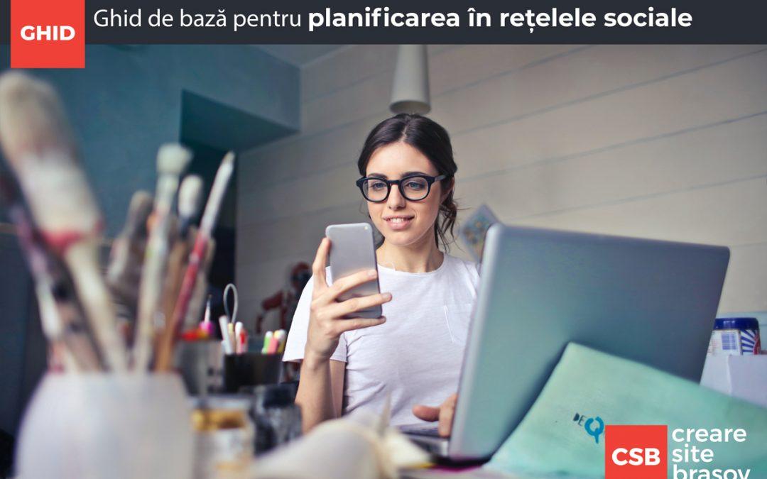 planificarea în rețelele sociale